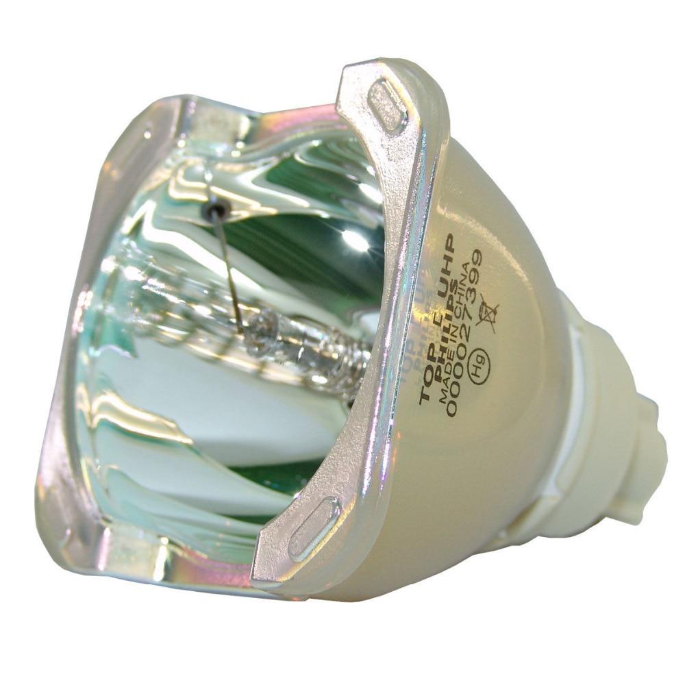Compatible Bare Bulb EC.JBM00.001 for Acer PT-D10000 PT-DW10000 PT-DW10000E Projector Bulb Lamp without housing compatible bare bulb lv lp06 4642a001 for canon lv 7525 lv 7525e lv 7535 lv 7535u projector lamp bulb without housing