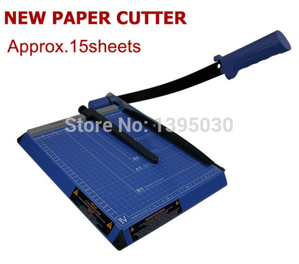 1 PCS 8012 Manual A3 Paper Cutter New 18*15