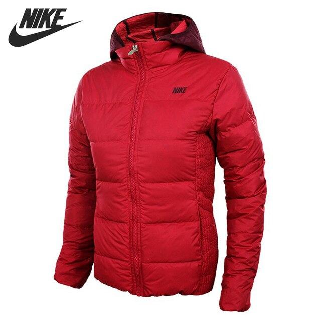 Оригинальные Nike женские пуховик windprood тепловые одежды 541419-604 зима Спортивной