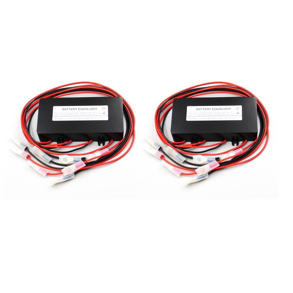 60 v 72 v 84 v equalizzatore Batteria utilizzato per il piombo-acido batterie Balancer per il piombo acido Li li-ioni di litio LiFePO4