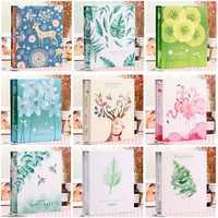 6-zoll Fotoalbum 200 Seiten Sammelalbum Papier Baby wachsen große Familie Sammelalbum Alben Hochzeit Foto Album Scrapbooking Album