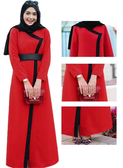 2019 Dubai Women Turkish Open Kaftan Abaya Cardigan Jilbab Maxi Dress
