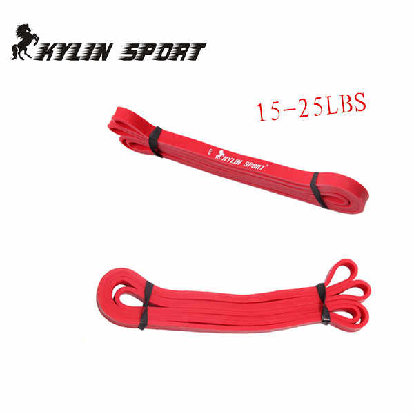 208cm Natural Latex Pull Up Physio Resistance Bands Fitness  Loop Bodybuilding Yoga Exercise Fitness Equipment