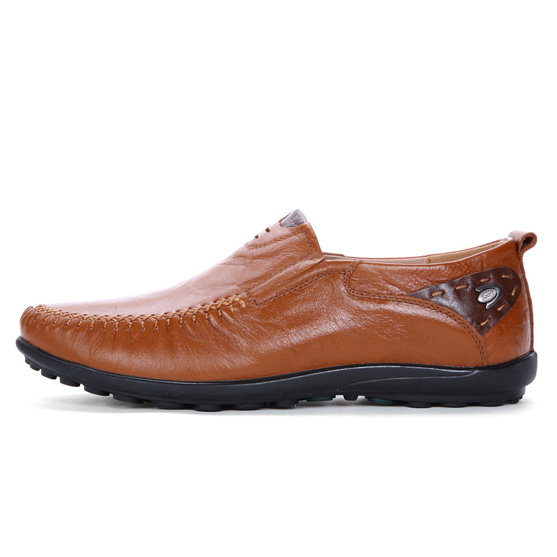 Valstone Daily leather shoes Men Breathable hollowed upper 2018 - Men's Shoes - Photo 2