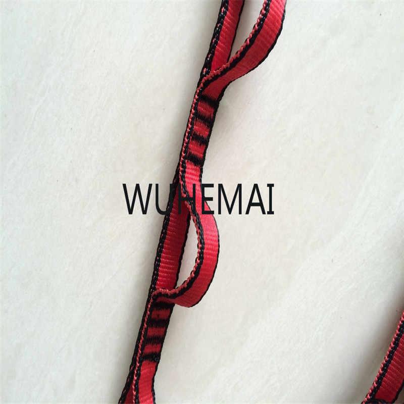 Антигравитационный для йоги аксессуары подвесной гамак веревка для скалолазания хризантемы оборудование для фитнеса, открытый альпинистский плоский ремень