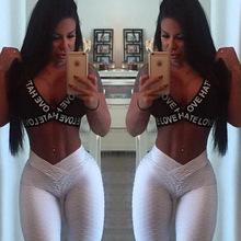 Sexy V-Waist Anti Cellulite Leggings Fitness Feminina Workout Pants Athleisure Leginsy Push Up Womens Gym Wear 2019