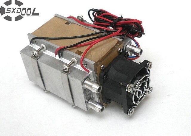 Condizionatori Ad Aria Compressa.Sxdool Acqua Ks112 La Refrigerazione A Semiconduttore Raffreddato Ad