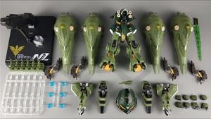 Image 2 - コミッククラブ AnaheimFactoryModels メガバイト metalbuild メガバイト 1/100 合金クシャトリヤアニメガンダムユニコーンアクションフィギュアロボット玩具
