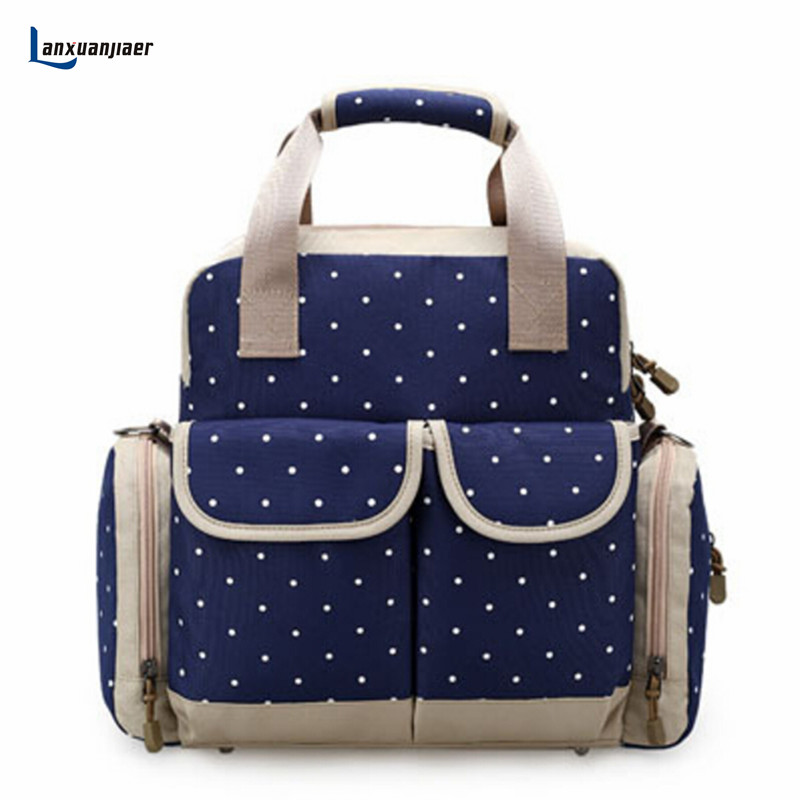 Lanxuanjiaer  Baby Bags For Mom Nappy Bags Large Diaper Bag Organizer Mother Maternity Diaper Handbag Travel Nappy Backpack bag colorland brand baby stroller bag baby for mom diaper bag organizer nappy bags for pram maternity mother bags diaper backpack