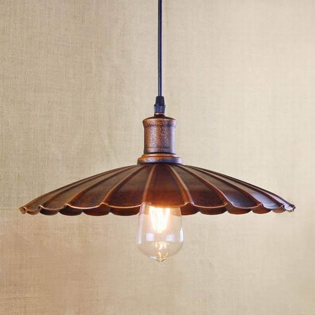 Us 4148 15 Offretro Lampa Wiszącaedison Proste W Stylu Vintage Metalowe Etui światła Lampy Dla Kuchni Szafka Salonjadalnia Sklepekspres Do Kawy