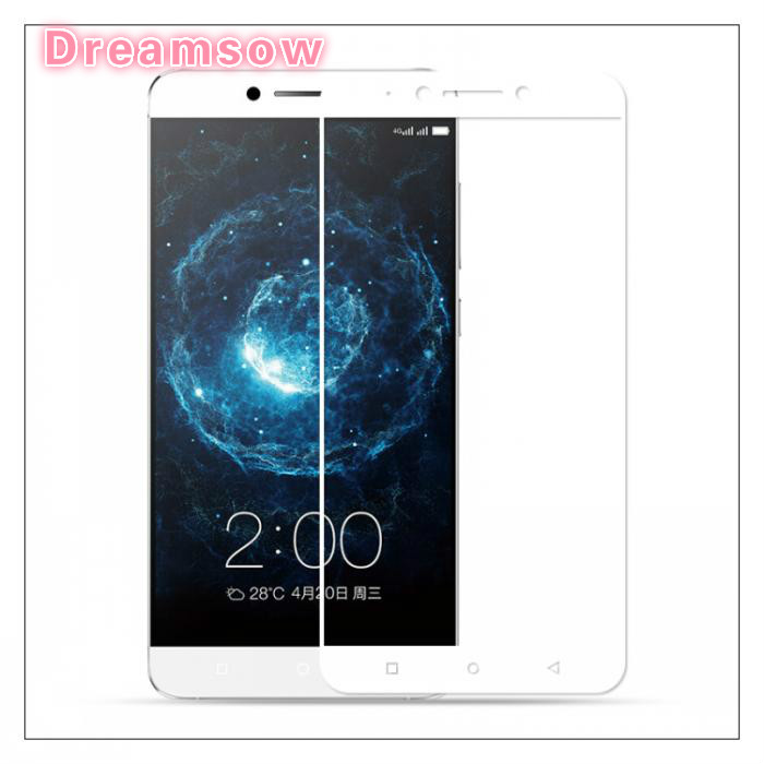 Dreamysow Full Screen Cover Premium 9H For LeEco Pro 3 ai Hardness Surface Tempered Glass Film Case For Letv Cool 1 Le2 Pro 1S ...