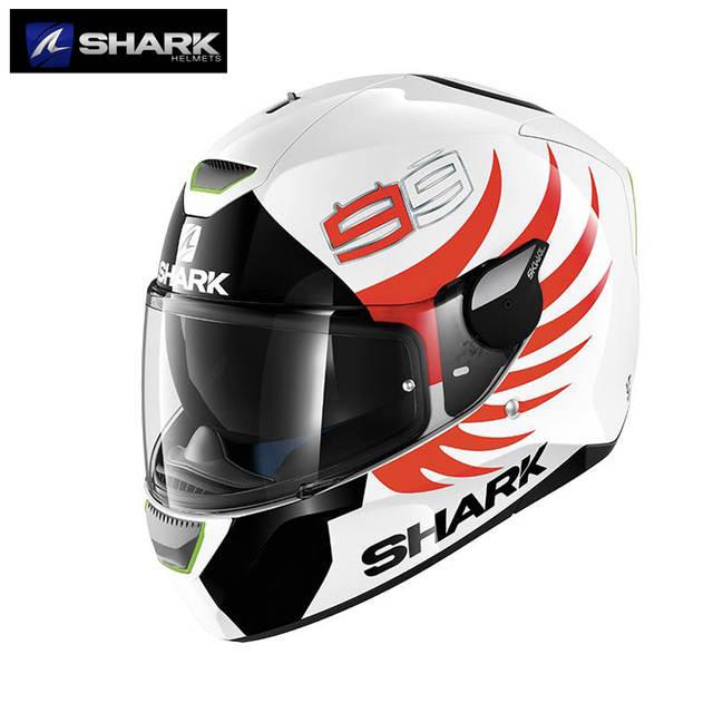 Origine Shark Skwal Requin Skwal Lorenzo Kwr Motomotocross Casque
