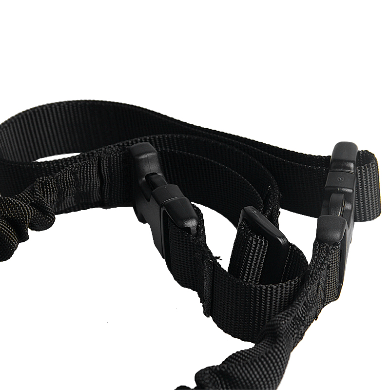 1000D-Heavy-Duty-Tactical-One-1-Single-Point-Sling-Adjustable-Bungee-Rifle-Gun-Sling-Strap-for-Airsoft-Hunting-Military RL30-1  (10)