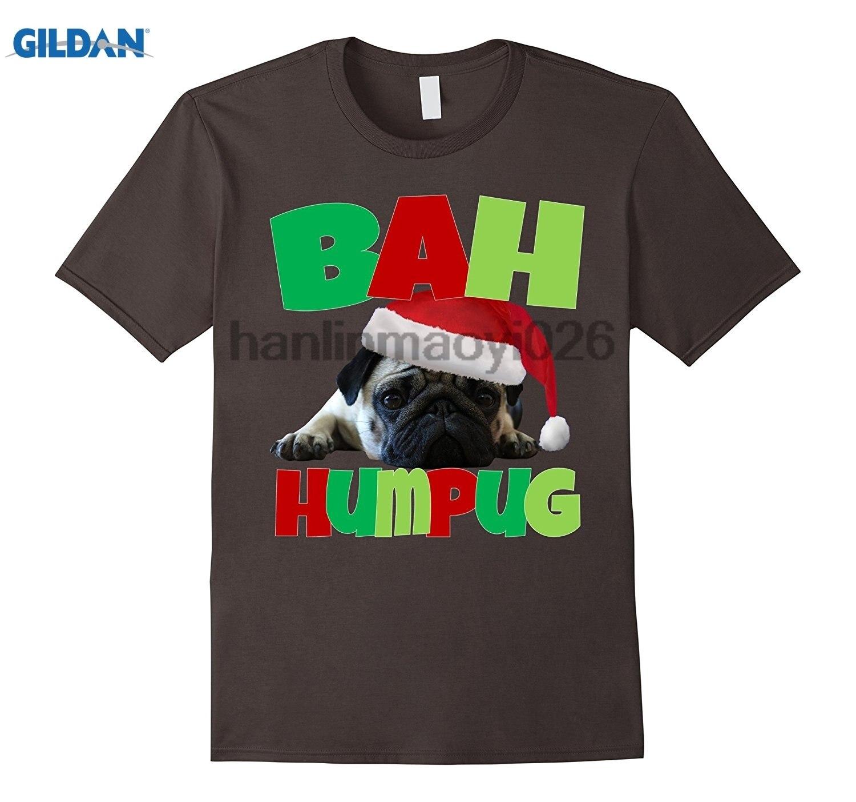 Возьмите Бах humpug забавный сердитый Мопс Рождество футболка