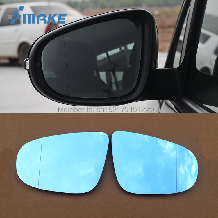 smRKE 2Pcs For Volkswagen Touran Rearview Mirror Blue Glasses Wide Angle Led Turn Signals light Power HeatingsmRKE 2Pcs For Volkswagen Touran Rearview Mirror Blue Glasses Wide Angle Led Turn Signals light Power Heating