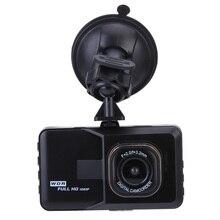 Nueva Original de 3.0 pulgadas Cámara Del Coche DVR Dashcam Full HD 1080 P Grabador de Vídeo Registrator Negro DVR del g-sensor de Visión Nocturna Dash Cam