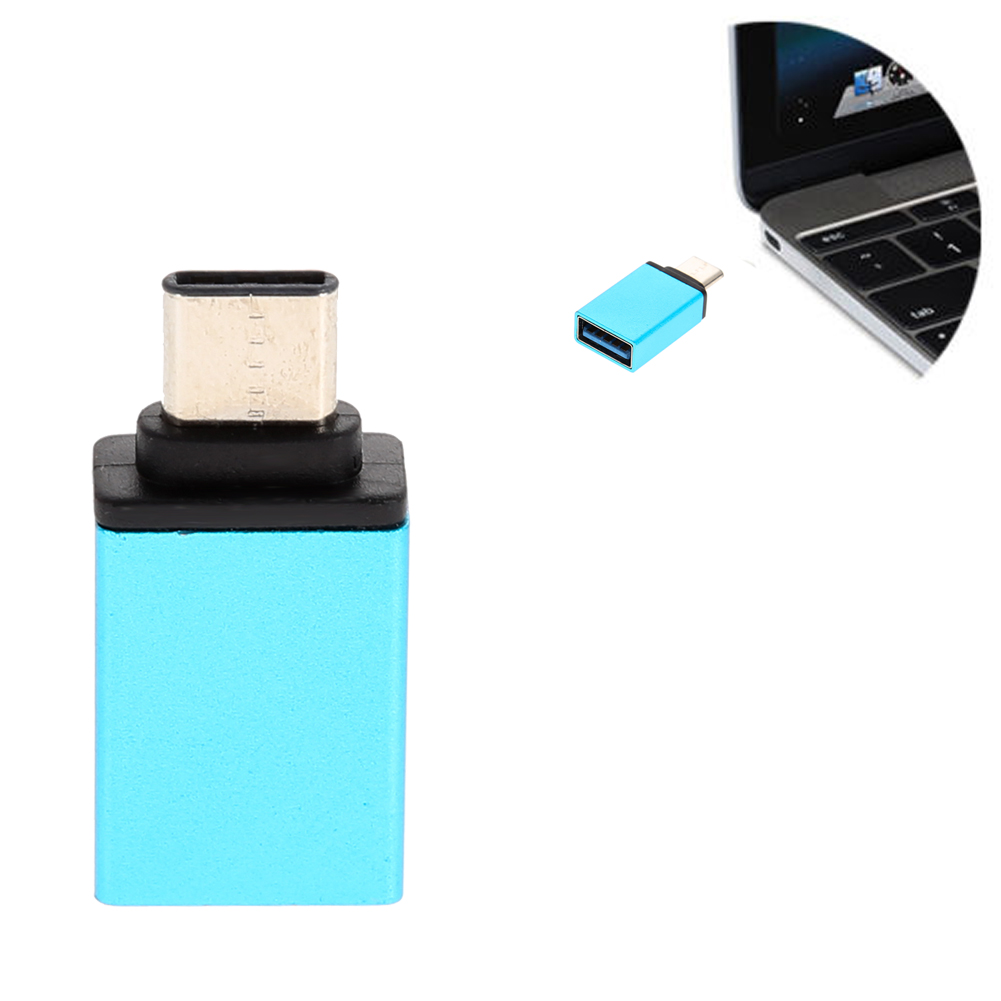 USB-C 3.1 Type C Male to USB 3.0 Female Adapter for MacBook 12 Nokia N1