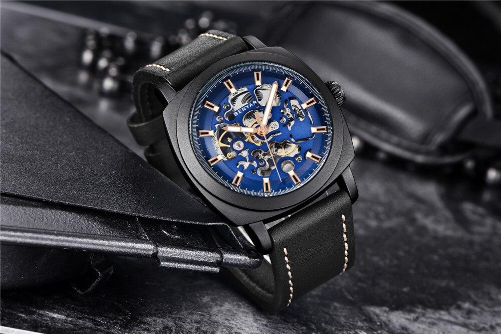 Benyar Design BY-5121 Black Blue