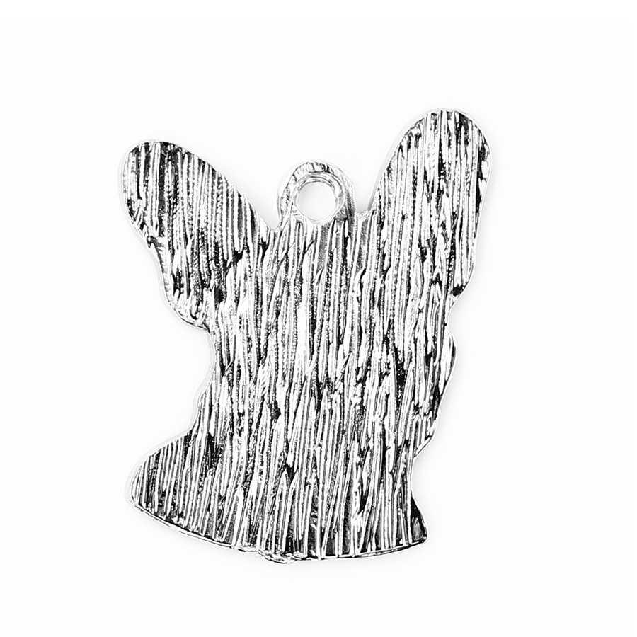 1pc French Bulldog เคลือบ dog tags จี้ hang charms dangle charms DIY สามารถ fit สัตว์เลี้ยง