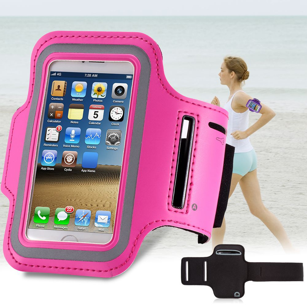 Durable Running Sports GYM Arm band Pouch Case for iphone5 5S SE Waterproof Workout Holder Cover Phone Bag for Apple i5 5s se