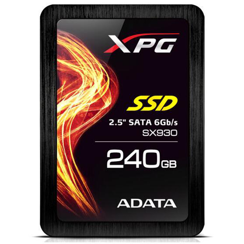Brand ADATA XPG MLC SSD SX930 240GB 2.5 Solid State Drive SATA 6GB/s Solid HD Hard Drive Disk SATA3 hdd disk For Laptop Desktop new ssd for system m4 x5 00aj010 480 gb sata 2 5 mlc hs solid state drive 1 year warranty