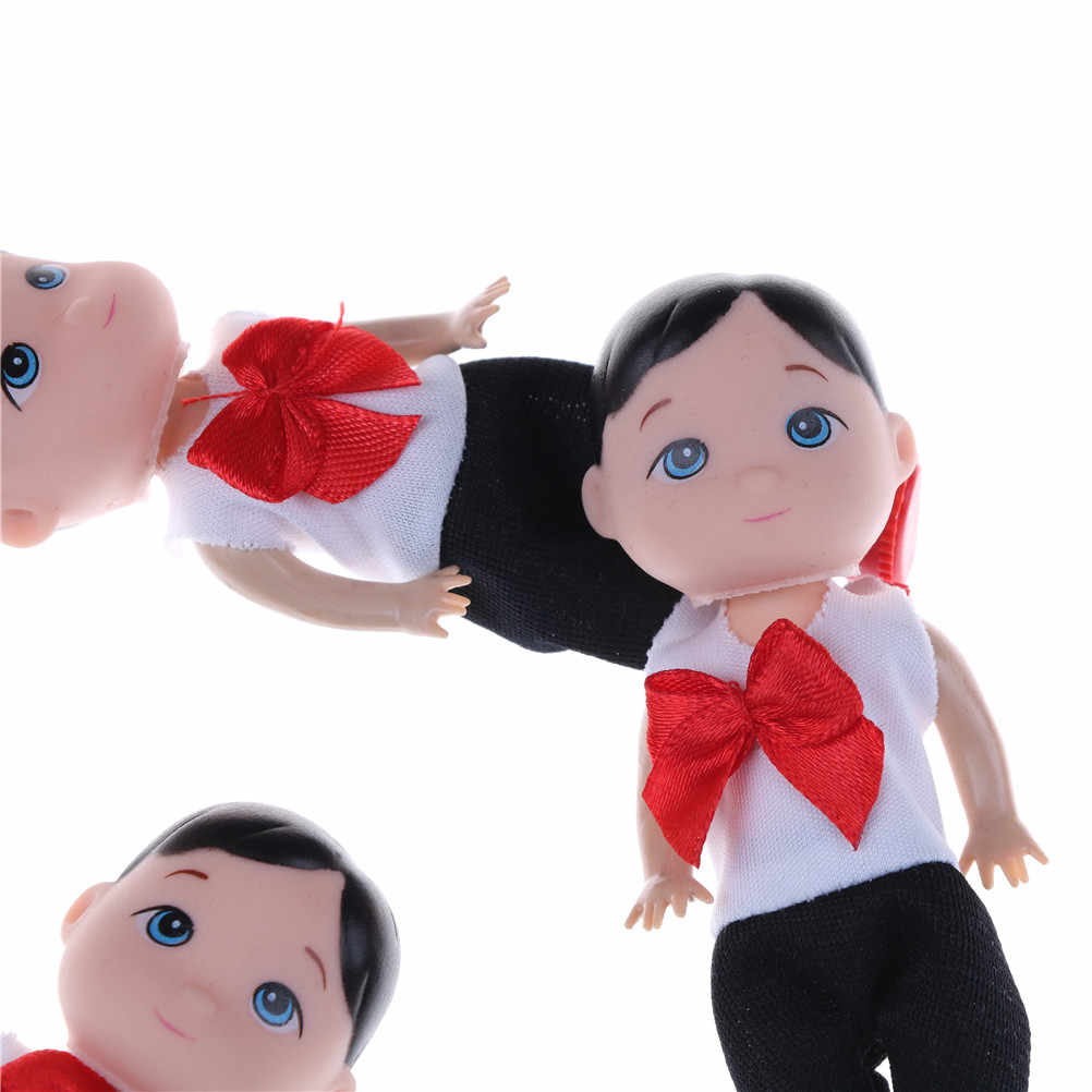 Мода 10 см куклы игрушки для мальчик, сын Куклы супер милые маленькие игрушки Горячая Распродажа