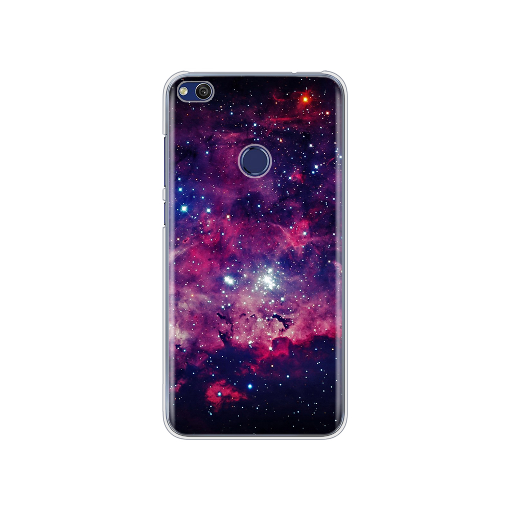 brand new f7f8f addae Colorful Space For Galaxy Universe Cover Phone Case For Huawei Ascend P7 P8  P9 P10 Lite Plus G8 G7 Honor 5C Mate 8