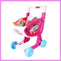 Baby Doll Stroller Children S Shopping Cart Toy Supermarket Trolley Emulation Queen Baby Boy Girls Play