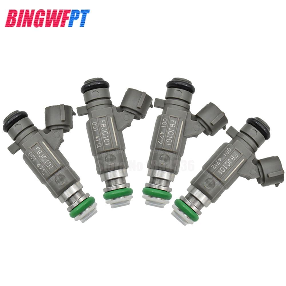 4PCS Fuel Injector For NISSAN MAXIMA ALTIMA INFINITI MURANO Q45 M45 3 5L FX45 V6 4