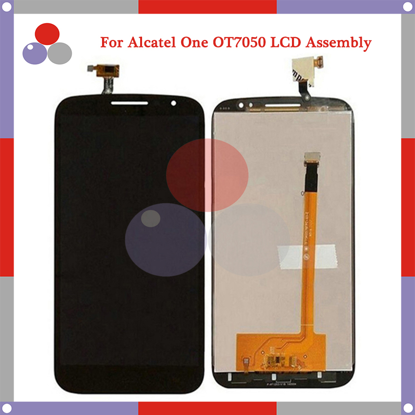For Alcatel One Touch Go Play OT7050 LCD Screen Display + Touch Screen Digitizer Assembly Free Shipping
