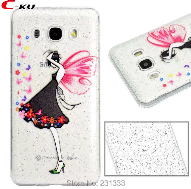 Phone Bags & Cases C-ku Cartoon Glitter Soft Tpu Case For Samsung Galaxy S6 S7 S8 J710 Note8 Star Bird Moon Cat Panda Skin Back Cover Luxury 100pcs With Traditional Methods