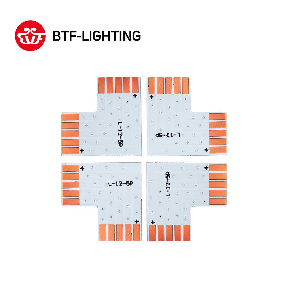 10PCS~1000PCS 5PIN 12mm width corner Connector T/L/X shape solderless connector For RGBWW RGBW 5050 led strip light 10pcs 12mm 10mm 5 pin rgbww led strip connector free welding for smd 5050 rgbw led strip lights