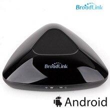 Broadlink RM PRO ET PRO + Universel Télécommande Intelligente Intelligente Domotique WiFi + IR + Commutateur RF Via IOS Android Téléphone