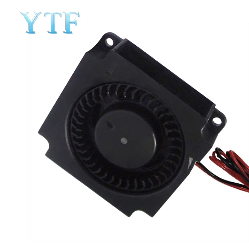 3D Printer Turbine Fan 5V 12V 24V 40mm * 10mm <font><b>4010</b></font> DC Turbo Fan 5V Bearing <font><b>Blower</b></font> Radial Cooling Fans for Creality CR-10 Kit image