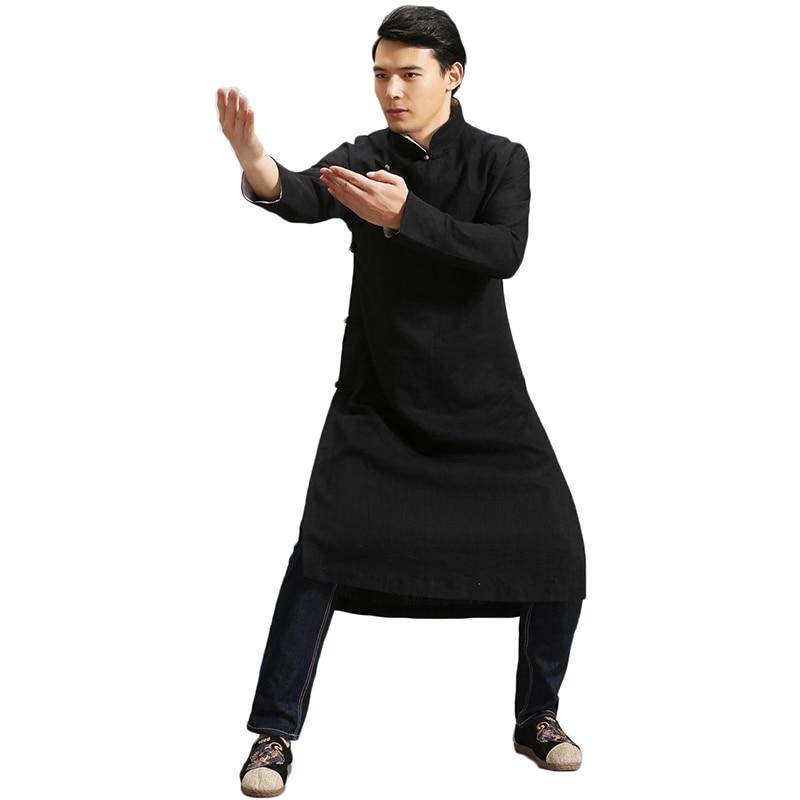 2019 핫 세일 긴 디자이너 의상 당나라의 자켓 우 슈 타이 치의 복장 긴 소매 연습 의상