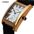 Watch Women SINOBI brand luxury Fashion Casual quartz watches leather sport Lady relojes mujer women wristwatches Girl Dress