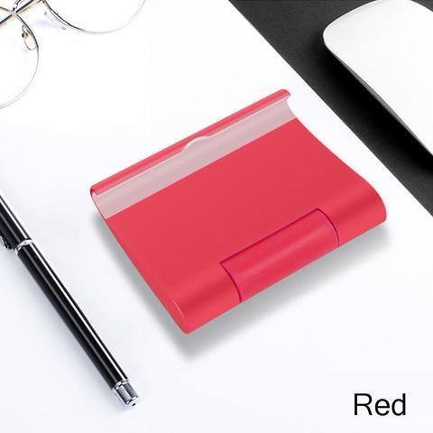 Vogek Foldable Plastic Phone Stand Holder Base for iPhone X XR for Samsung S10 S10+ Smartphone Candy Color Mobile Phone Bracket Karachi