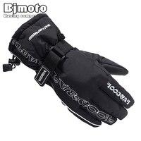 GLO 001 Motorcycle Gloves Winter Warm Waterproof Windproof Protective Gloves 100 Waterproof Moto Luvas Alpine Motocross