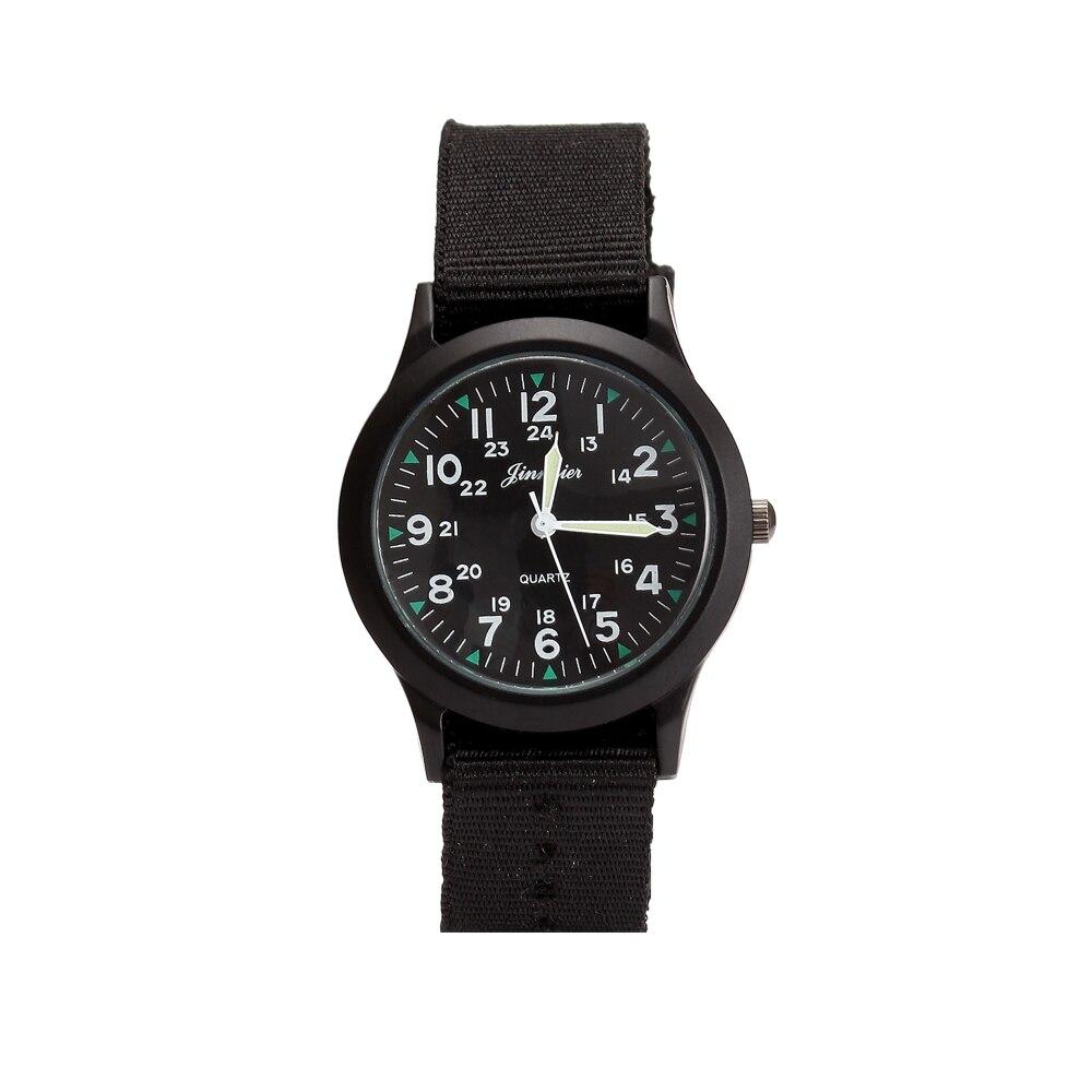 Hot Fashion Children Watches Students Boys Girls Analog Quartz Watch Men Casual Women Wristwatch Canvas Band Relojes 2019 Gifts