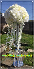 80cm tall acrylic crystal wedding road lead centerpiece event party decoration/ decoration Candlestick