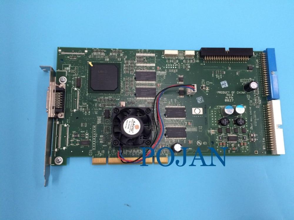 Q1273-69298 Q1273-60170 Designjet 4000 4020 4500 4520 Gamut PCI PC Board printer plotter parts Free shipping