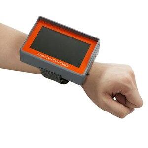Image 3 - 4.3インチの手首cctvテスター1080 1080pポータブルカメラテスターahd tvi cvi cvbsテスターtft液晶アナログビデオテスター12v電源出力