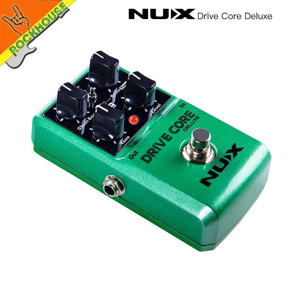 NUX Drive Core Deluxe Upgrade overdrive gitaar effect pedaal high - Muziekinstrumenten - Foto 3