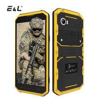 E L W9 Smartphone 6 0 Inch FHD 2GB 16GB 5MP 8MP IP68 Waterproof Shockproof MTK6753