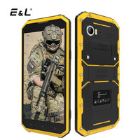 E L W9 Smartphone 6 0 Inch FHD 2GB 16GB 5MP 8MP IP68 Waterproof Shockproof MTK6753