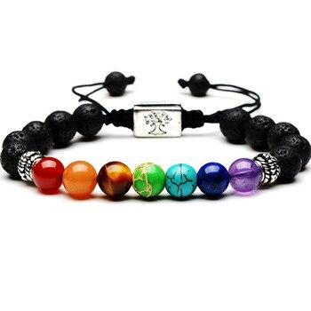 Bracelet Chakra Arbre De Vie