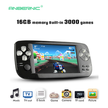 Childhood Portable Handheld Game Console 64 Bit 4.3 Inch Consolas De Video Juego Video Game   Console PAP-KIII Children Gift 07