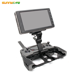 Image 3 - Sunnylife Remote Controller Phone Tablet Clip CrystalSky Monitor Holder Bracket For DJI MAVIC 2 PRO/ AIR/ SPARK Drone