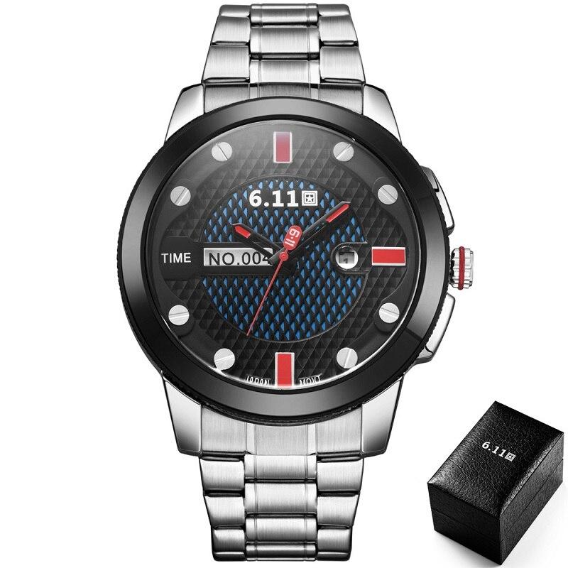 TIMI 2018 Men Fashion Solar-powered watch Full Steel Clock Army Military Outdoor Quartz Wrist Watch Casual Sports watches NO.004