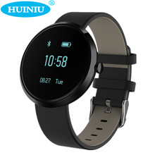 Huiniu S10 Smart Band Bluetooth часы браслет Приборы для измерения артериального давления сердечного ритма SmartBand шагомер Фитнес трекер для IOS Android